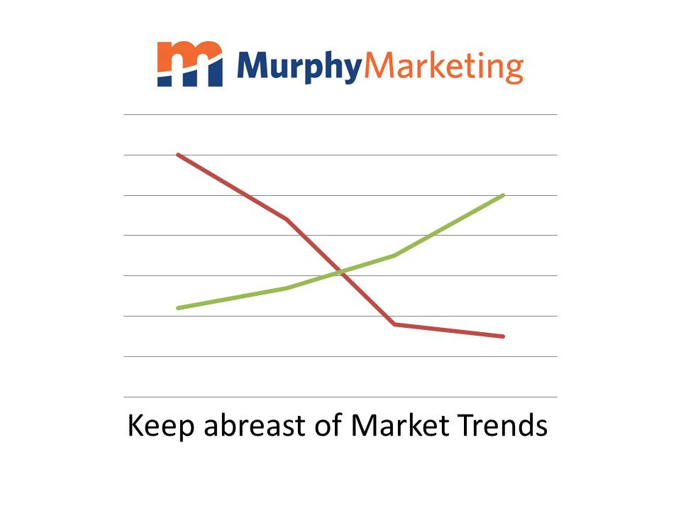 keep your eye on market trends