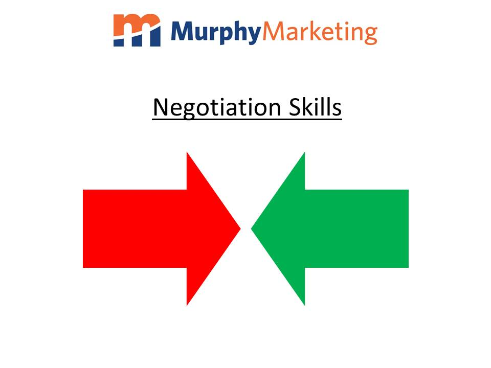 sales negotiation
