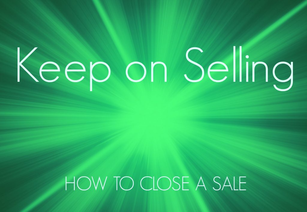6 ways to close that sale