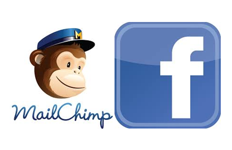 Remarketing tools from Facebook and Mailchimp